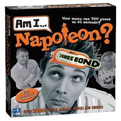 Am I Napoleon? party board game