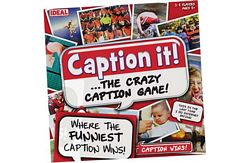 Caption It! board game