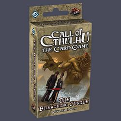 Call of Cthulhu LCG - The Breathing Jungle Asylum Pack