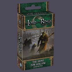 The Lord of the Rings LCG - The Hunt for Gollum Adventure Pack