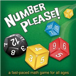 Number Please dice game