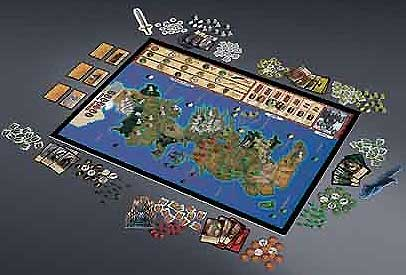 Fantasy Flight Games Game Thrones The Board Second